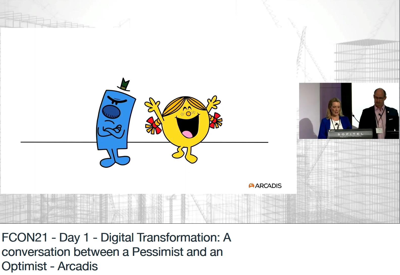 Digital Transformation - Arcadis