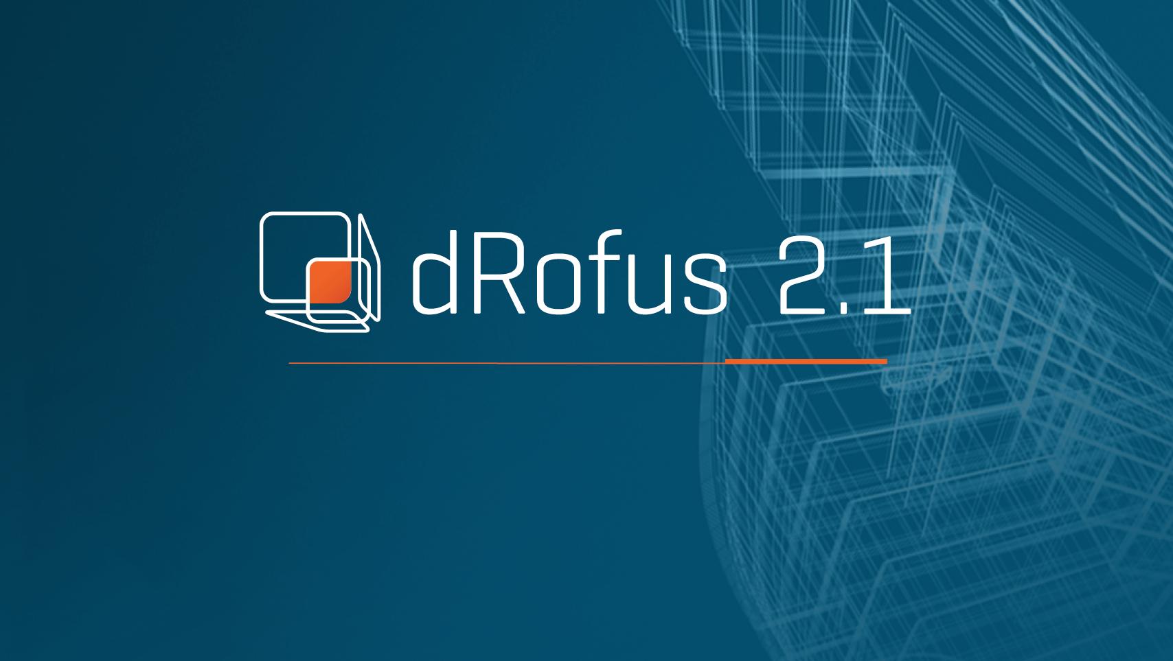 dRofus_2.1