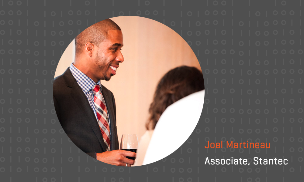 Joel Martineau - Associate, Stantec