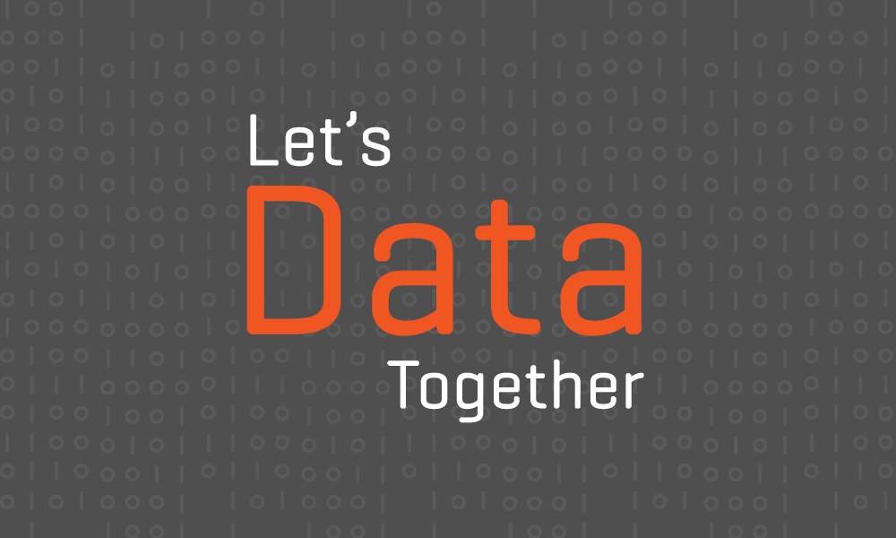 Lets data together